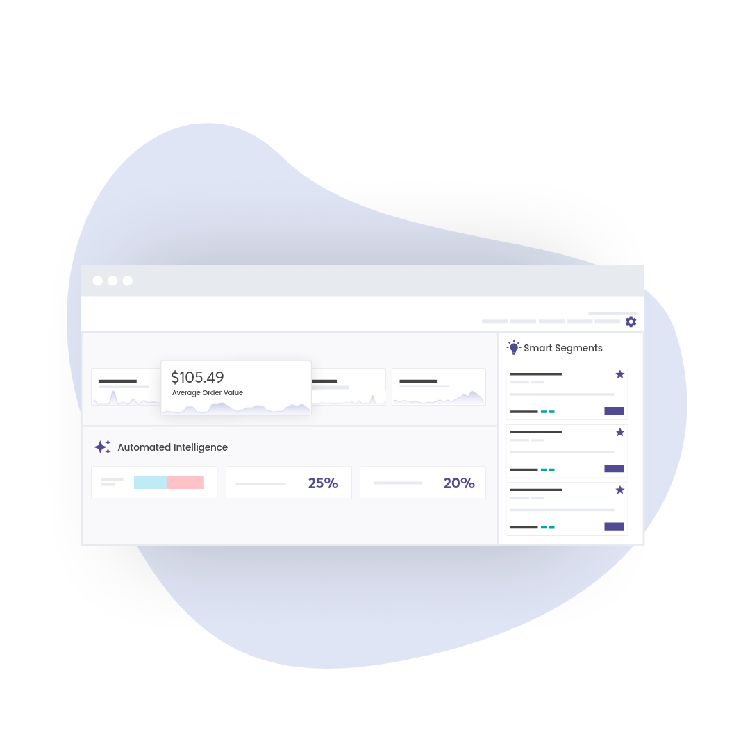 connect your online store to your reports to get fresh actionable insights