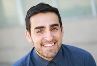 Brandon Perez, engineer at DataQ