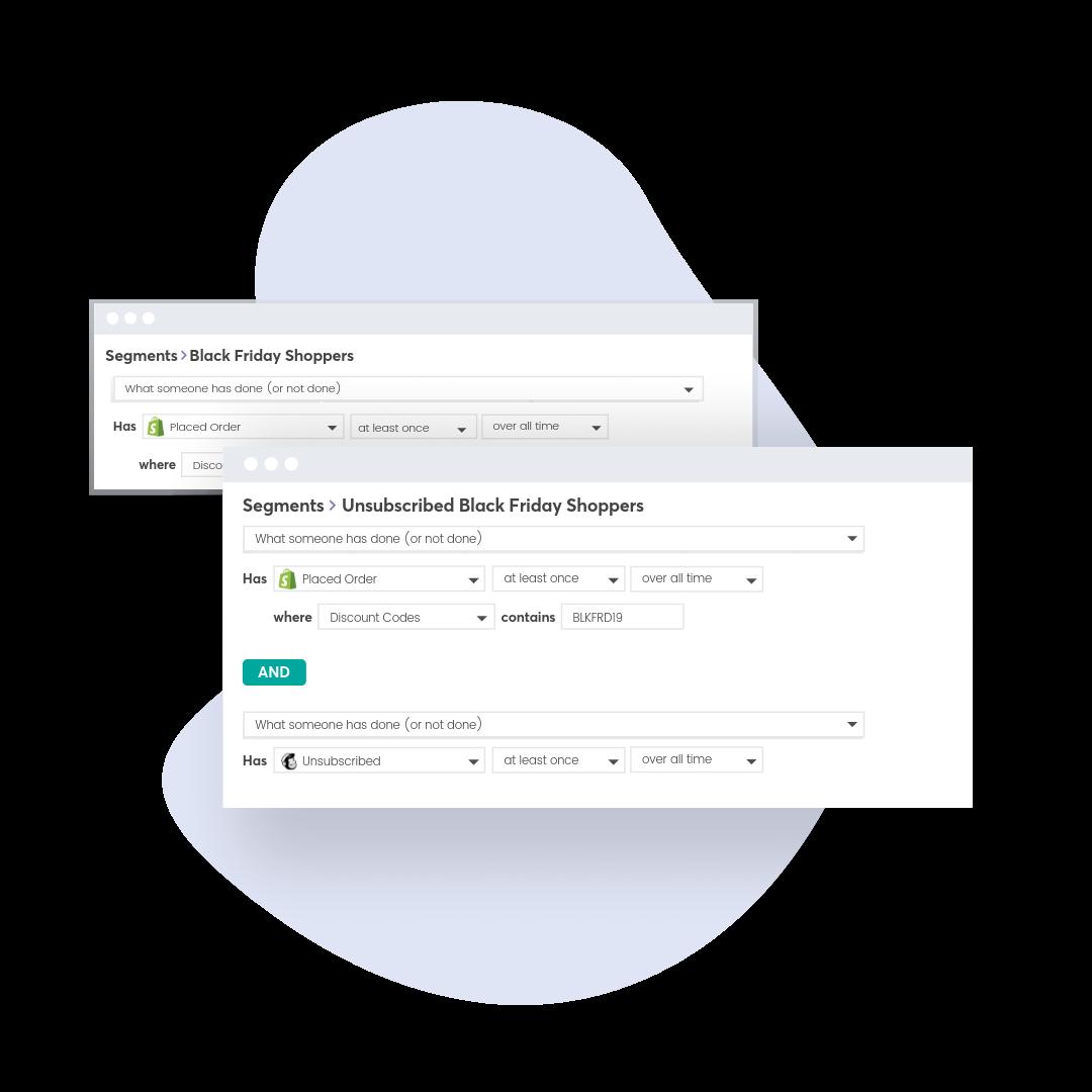 discover high-value segments to improve customer retention